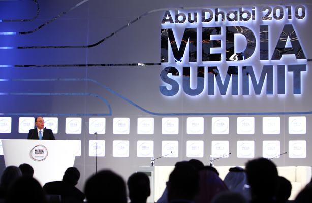 Live blog: Abu Dhabi Media Summit
