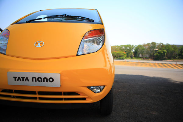 Video: Tata Nano launch